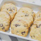 サクサク食感のチョコチャンククッキー