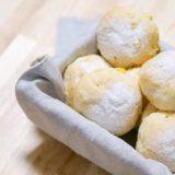 生のとうもろこしから作る、ふわもちコーンパン