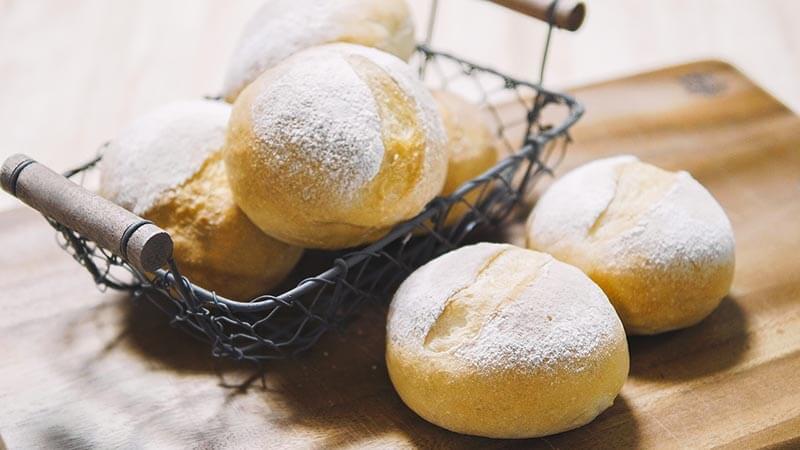 バター風味のプチソフトフランスパン