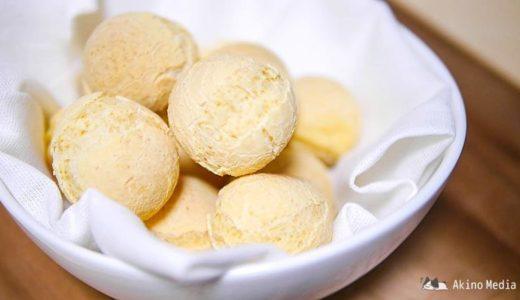 サクッ!モチッ!白玉粉でつくるポンデケージョのレシピ