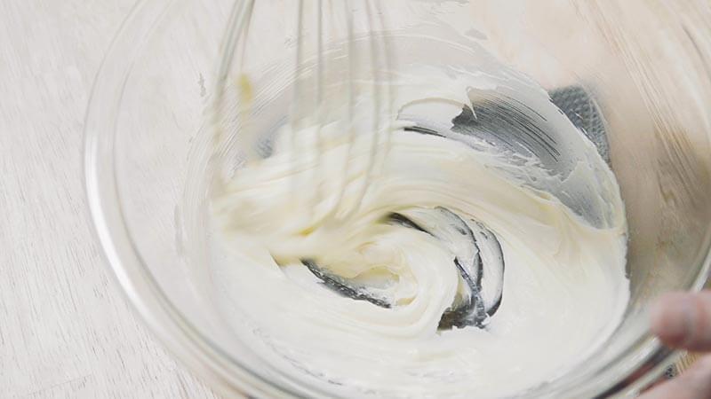 クリーム 状 バター