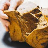 チョコたっぷり!贅沢ココア生クリーム食パン