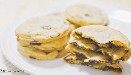 しっとり食感!ソフトチョコチャンククッキーの作り方